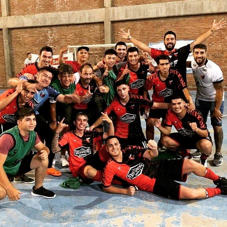 Colón le ganó a Unión el clásico de futsal - Sin Mordaza