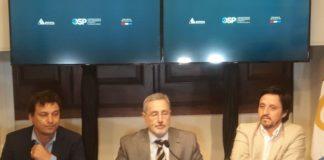 Marcelo Saín, ministro de Seguridad