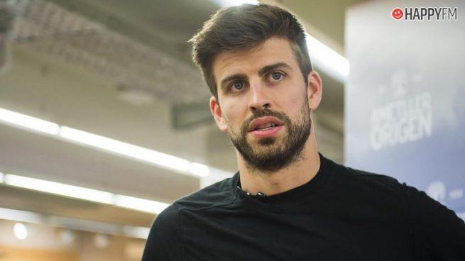 El tenista francés que cruzó feo a Piqué