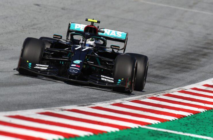 La Fórmula 1 volvió este domingo con un triunfo de Valtteri Bottas ...