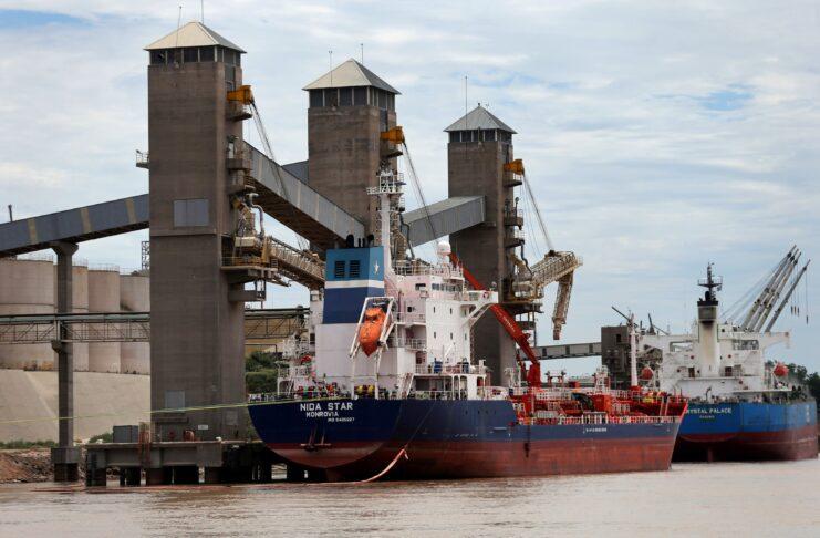 Gran Rosario fue en 2019 el nodo portuario agroexportador más ...
